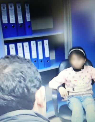 Öğretmenlerine anlattı, üvey baba tutuklandı