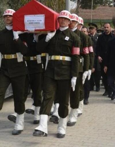 Sarayköy'ün son Kore gazisi gözyaşları içinde toprağa verildi