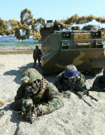 ABD ve Güney Kore iki askeri tatbikatı sonlandırdı