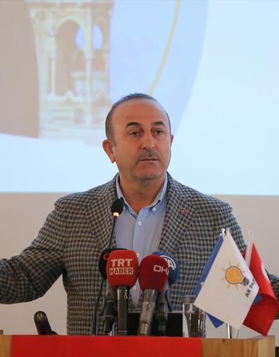 Bakan Çavuşoğlu: CHP üzerinden PKK destekçileri listelere yerleştiriliyor