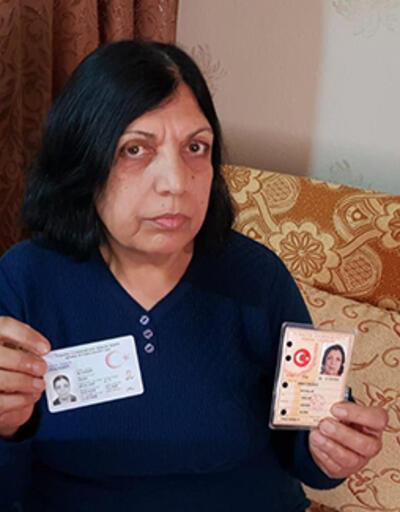 Maaşı kesilince Suriyeli ile 56 yıldır evli olduğunu öğrendi