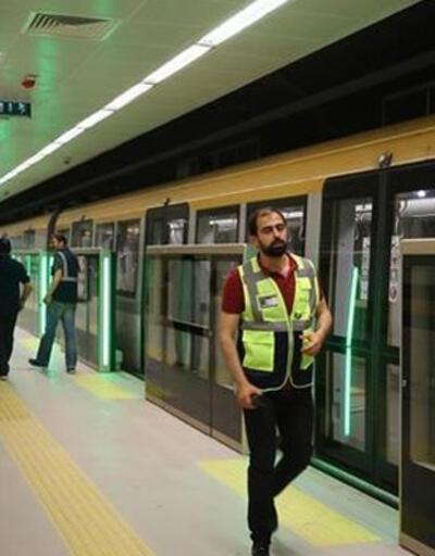 Üsküdar-Çekmeköy metro hattında teknik arıza