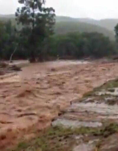 Afrika'da tayfun felaketi