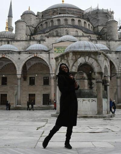 Türkiye'de Müslüman oldu!