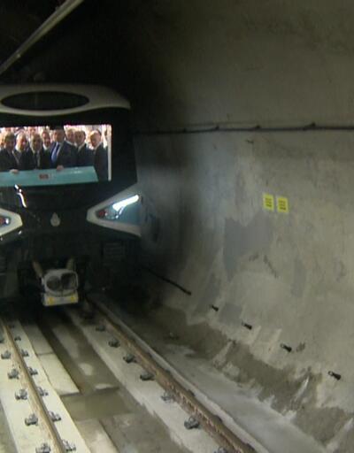İki metronun test sürüşleri başladı