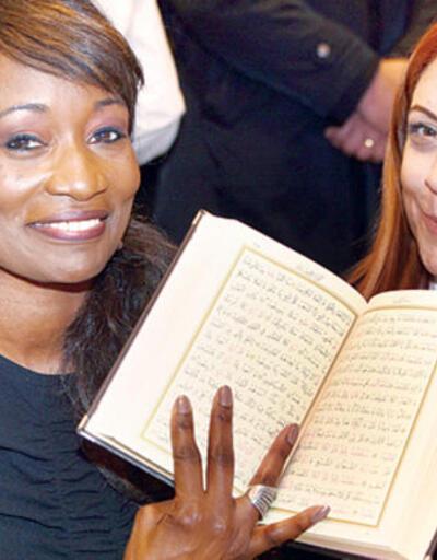 Müslüman olmuştu: Aldığım kararla huzura kavuştum