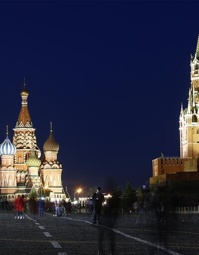 Rusya ve Gürcistan'da 'Dünya Saati' etkinliği