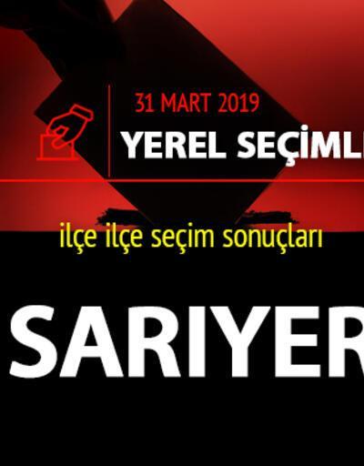 Sarıyer seçim sonuçları: İstanbul Sarıyer yerel seçim oy oranları