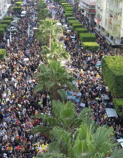 Türkiye'nin ilk ve tek sokak karnavalı 'Portakal Çiçeği' başlıyor