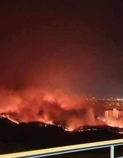 Güney Kore'de büyük yangın: 3 kişi öldü
