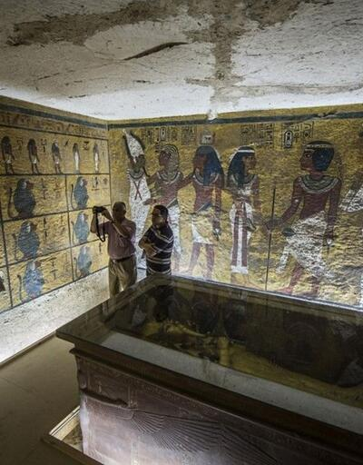 4 bin yıllık lahit canlı yayında açılacak... Tüm dünyadan izlenebilecek
