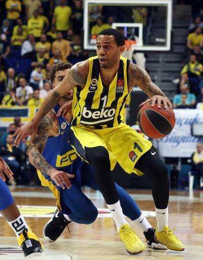 Fenerbahçe Beko 78 - 75  Maccabi FOX Tel Aviv