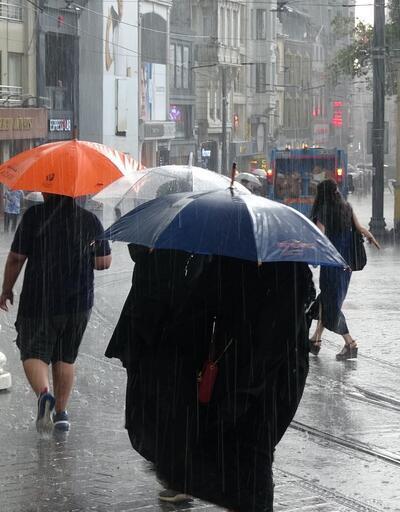 Hava durumu: Yağmur yağacak mı? Meteoroloji saat verdi!