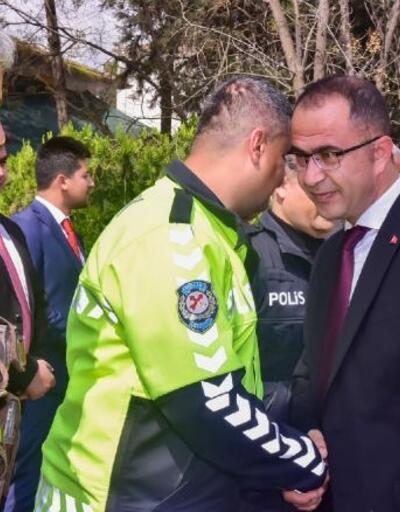 Ceylanpınar'da Polis haftası kutlandı