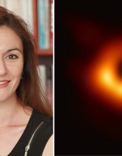 Kara delik görüntüsünün arkasında bir Türk kadın: Feryal Özel