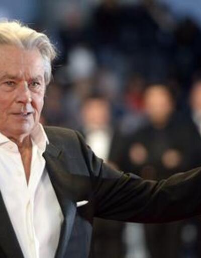 Cannes Film Festivalinde Meslek Yaşam Ödülü Alain Delon'a