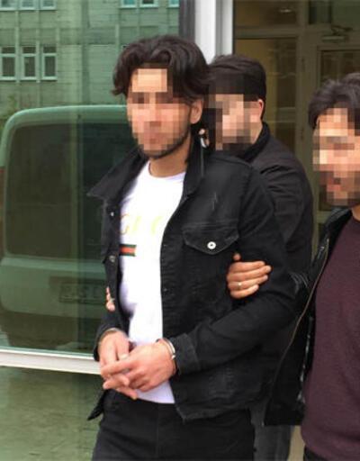 Samsun'da YPG şüphelisine gözaltı