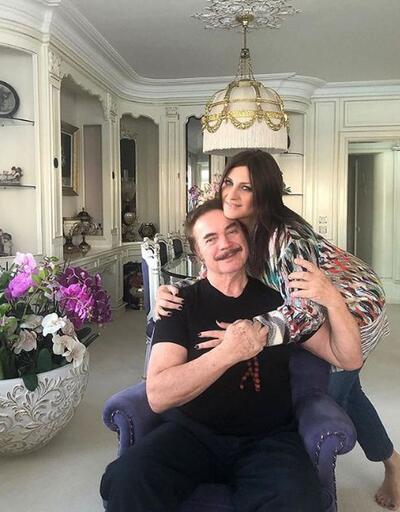 Sibel Can, Orhan Gencebay'a elleriyle kahve yaptı