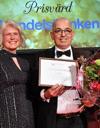 Stockholm'de yılın en sevilen esnafı bir Türk oldu