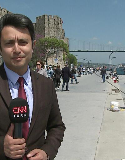 1 Mayıs'ta İstanbul'da sahiller doldu taştı