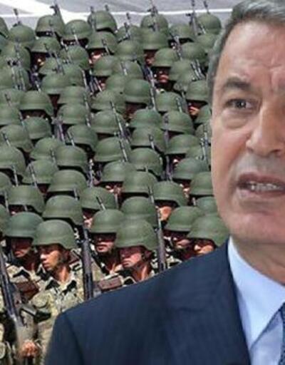 Yeni askerlik sistemi   Bakan Akar'dan son dakika açıklaması geldi!