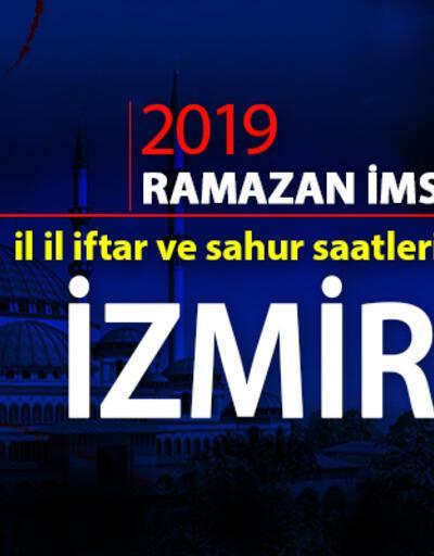 İzmir iftar vakti 2019: Diyanet İzmir iftar saatleri cnnturk.com'da!