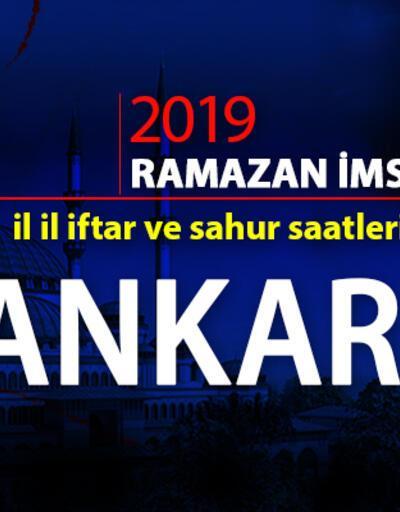 Ankara iftar vakti cnnturk.com'da! (Diyanet Ankara Ramazan imsakiyesi)