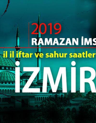 İzmir iftar saatleri 2019: İzmir için iftar vakti cnnturk.com'da!
