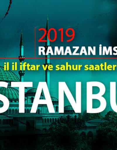 İftar saati bugün kaçta? İstanbul iftar vakitleri 2019