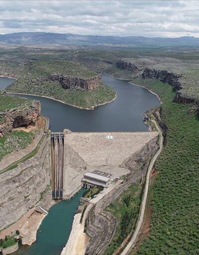 218 kilometrelik yapay nehrin yüzde 99'u tamam