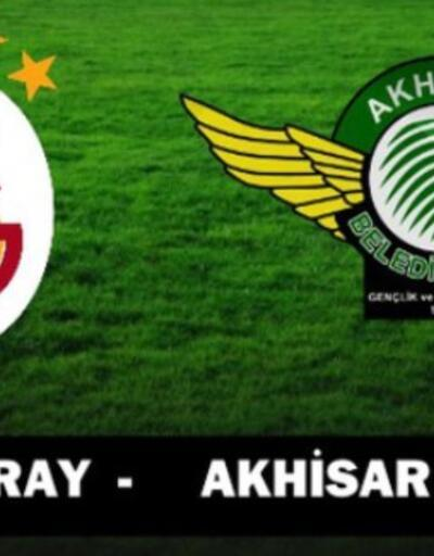 Akhisarspor, Galatasaray maçı hangi kanalda, saat kaçta? (ZTK final)