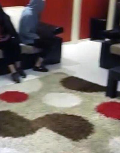 Ankara'daki baskında 'vücut bakım odası'ndan çıktılar
