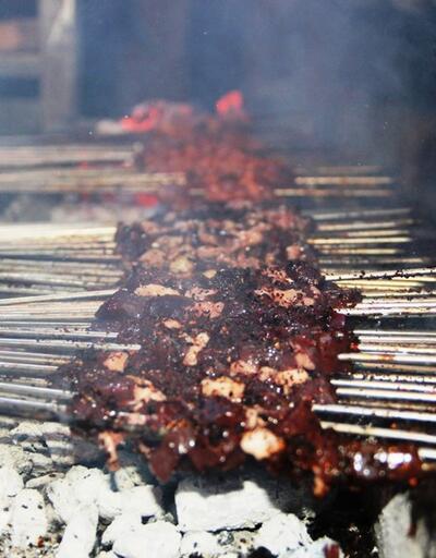 Şanlıurfa'da sahurun vazgeçilmezi; Ciğer kebabı