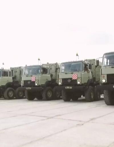 Azerbaycan ordusu geniş kapsamlı tatbikata başladı