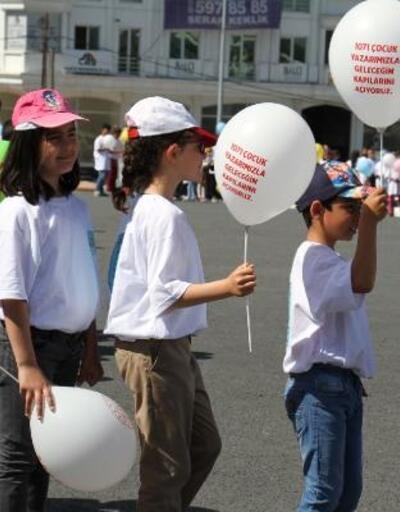 Arnavutköy Belediyesi, 1071 çocuk yazara geleceğin kapılarını açıyor