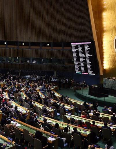 Sadece 5 ülke destek verdi: İngiltere'ye BM'de büyük 'diplomatik yenilgi'