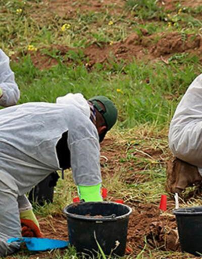 Irak'ta 12 toplu mezar bulundu