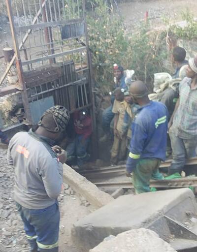 Zimbabve'de altın madeninde patlama: 8 ölü, 2 yaralı