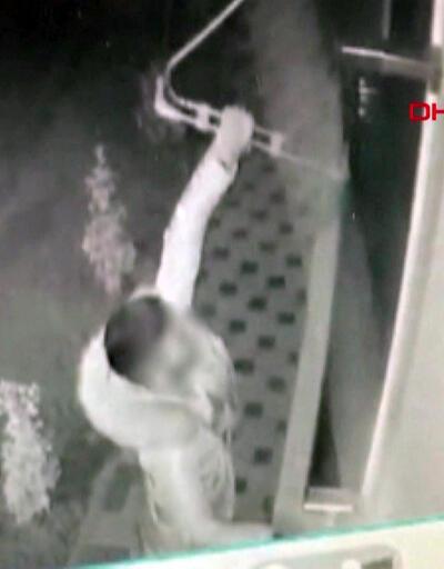 Hırsızlar oturdukları rezidansta yakalandı