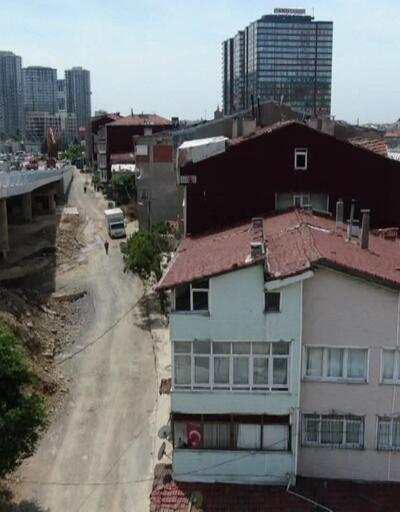 Fikirtepe'de kentsel dönüşüm