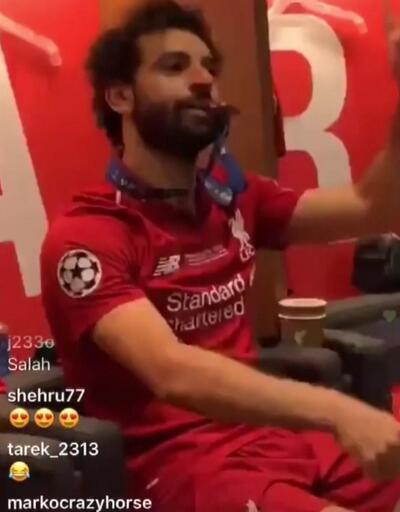 Liverpool'un zaferi taraftarlar büyük sevinç yaşadı