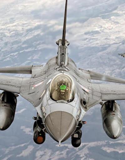 Son dakika: Irak'ın kuzeyine peş peşe hava harekatları