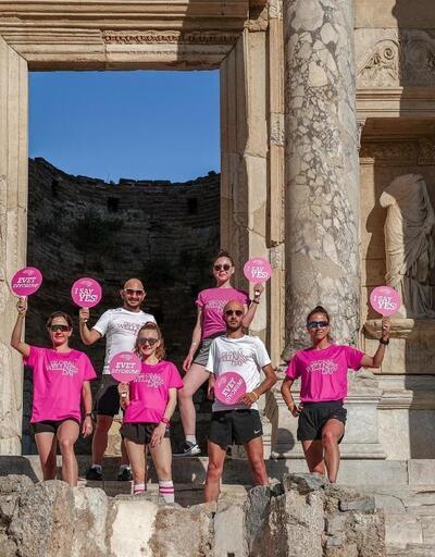 Global Wellness Day Maratonu'nda ilk iki etap tamamalandı