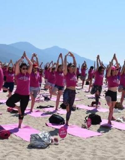 'Global Wellness Day' Kuşadası'nda kutlandı