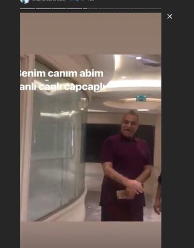 Mehmet Ali Erbil aylar sonra yeni fotoğraf