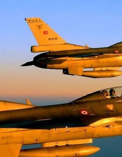 Son dakika... Irak'ın kuzeyine hava harekatı