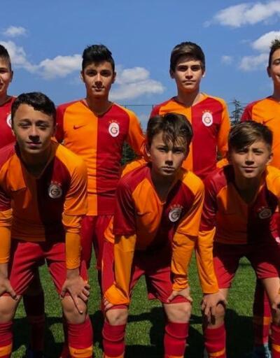 Galatasaray'dan Barcelona'ya 6 gol