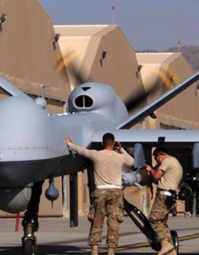 Körfez'de ABD İHA'larına saldırı