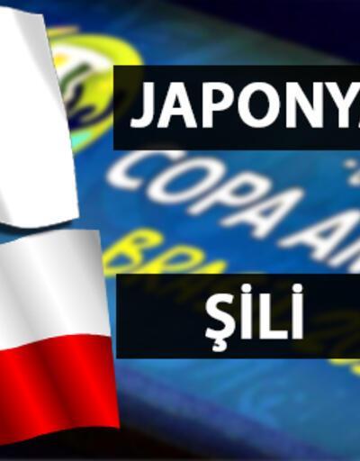 Copa America: Japonya, Şili maçı ne zaman, saat kaçta, hangi kanalda?