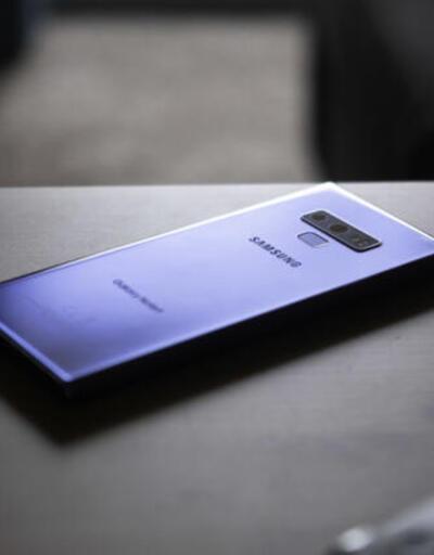 Samsung Galaxy Note 9 için gece modu aktif oldu